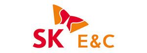 SK E&C Logo